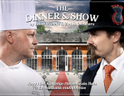THE DINNER & SHOW, PART 2 - Brøndsalen